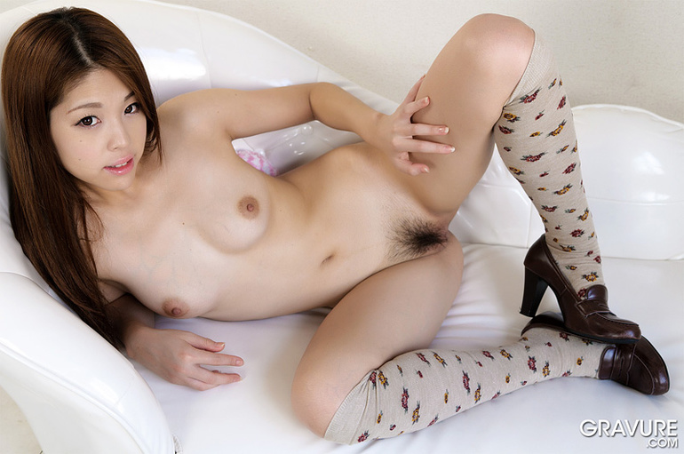 Nude young korean women
