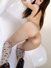Hot young sexy Asian with very - Sexy Women in Lingerie - Picture 12