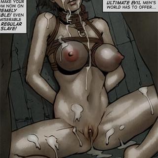 Gag-balled chick in shinju banged - BDSM Art Collection - Pic 2
