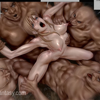 Sexy chick getting her tits punched - BDSM Art Collection - Pic 1