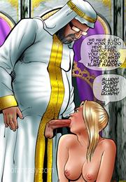 kinky arab sheikh gets