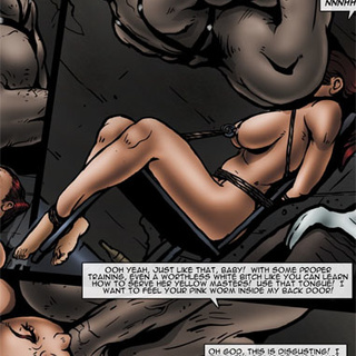 Sexy red War Reporter by SPINNER gets - BDSM Art Collection - Pic 3