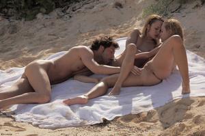 Two hot Brazilian chicks pleasing handso - XXX Dessert - Picture 8