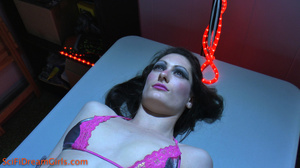 Sexually manipulated female robot being ticklishly cunt checked - XXXonXXX - Pic 3