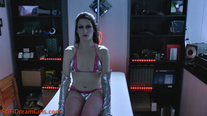 Sexually manipulated female robot being ticklishly cunt checked - XXXonXXX - Pic 4