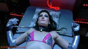 Sexually manipulated female robot being ticklishly cunt checked - XXXonXXX - Pic 7