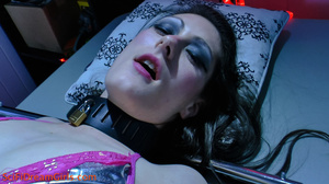 Sexually manipulated female robot being ticklishly cunt checked - XXXonXXX - Pic 12