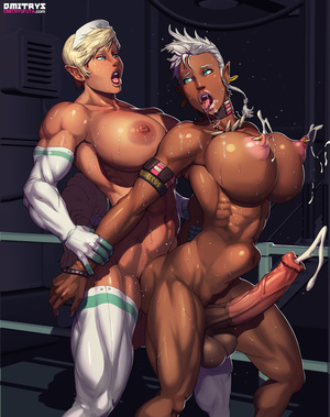 Absolutely crazy group fucking of horny  - XXX Dessert - Picture 3