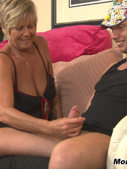 Nymfo Granny Handjob - Neighborly 60 YEAR OLD Mrs. - XXXonXXX - Pic 6