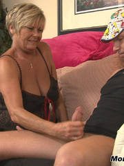 Nymfo Granny Handjob - Neighborly 60 YEAR OLD Mrs. - XXXonXXX - Pic 7