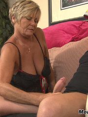 Nymfo Granny Handjob - Neighborly 60 YEAR OLD Mrs. - XXXonXXX - Pic 8