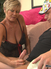 Nymfo Granny Handjob - Neighborly 60 YEAR OLD Mrs. - XXXonXXX - Pic 9
