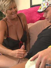 Nymfo Granny Handjob - Neighborly 60 YEAR OLD Mrs. - XXXonXXX - Pic 10
