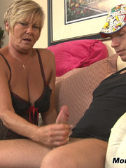 Nymfo Granny Handjob - Neighborly 60 YEAR OLD Mrs. - XXXonXXX - Pic 11