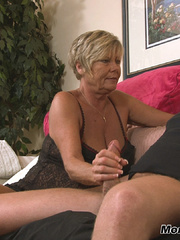 Nymfo Granny Handjob - Neighborly 60 YEAR OLD Mrs. - XXXonXXX - Pic 12