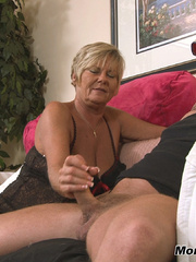Nymfo Granny Handjob - Neighborly 60 YEAR OLD - XXXonXXX - Pic 13