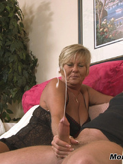 Nymfo Granny Handjob - Neighborly 60 YEAR OLD Mrs. - XXXonXXX - Pic 14