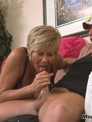 Nymfo Granny Handjob - Neighborly 60 YEAR OLD Mrs. - XXXonXXX - Pic 15