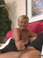 Nymfo Granny Handjob - Neighborly 60 YEAR OLD Mrs. - XXXonXXX - Pic 16
