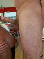 Mom wants more CUM blasting out of her son's best - XXXonXXX - Pic 3
