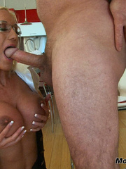 Mom wants more CUM blasting out of her son's best - XXXonXXX - Pic 4