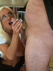Mom wants more CUM blasting out of her son's best - XXXonXXX - Pic 5