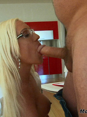 Mom wants more CUM blasting out of her son's best - XXXonXXX - Pic 10