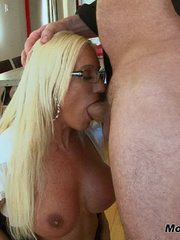 Mom wants more CUM blasting out of her son's best - XXXonXXX - Pic 13