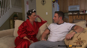 OOPS I JIZZED step MOM - XXXonXXX - Pic 1