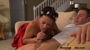 OOPS I JIZZED step MOM - XXXonXXX - Pic 10