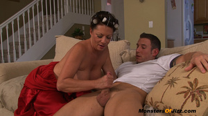 OOPS I JIZZED step MOM - XXXonXXX - Pic 11