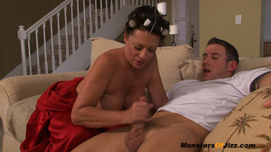 OOPS I JIZZED step MOM - XXXonXXX - Pic 12