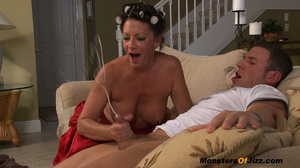 OOPS I JIZZED step MOM - XXXonXXX - Pic 14