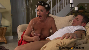 OOPS I JIZZED step MOM - XXXonXXX - Pic 15