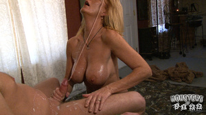 If a picture speaks a thousand words, just look at the previews! This forty five year-old mother of three is clearly in her sexual prime! - XXXonXXX - Pic 15