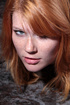 Alluring red haired seductress gets securely…