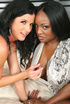 Wife swapping turns into a racially harmonious…