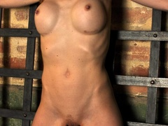 Horny and very naked blonde virgin shows vexation - XXXonXXX - Pic 12