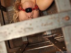 Blonde virgin slut pleads with her eyes as she is - XXXonXXX - Pic 11