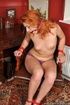 Slutty orange haired virgin still manages to tease…