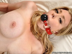 Blonde slutty virgin teases helplessly while cross - XXXonXXX - Pic 10