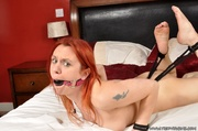 red haired virgin bitch