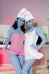 Beautiful vexy and lovely smurfette engages in…