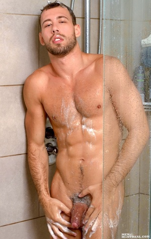 A hunk of a guy, this model shows off hi - XXX Dessert - Picture 4