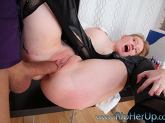 Young boss fucking his pretty ginger - XXX Dessert - Picture 5