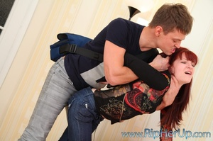 A guy suddenly became angry and banged h - XXX Dessert - Picture 4