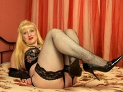 blonde iren willing perform