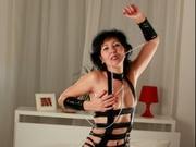 brunette selena willing perform
