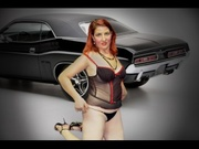 redhead diana willing perform