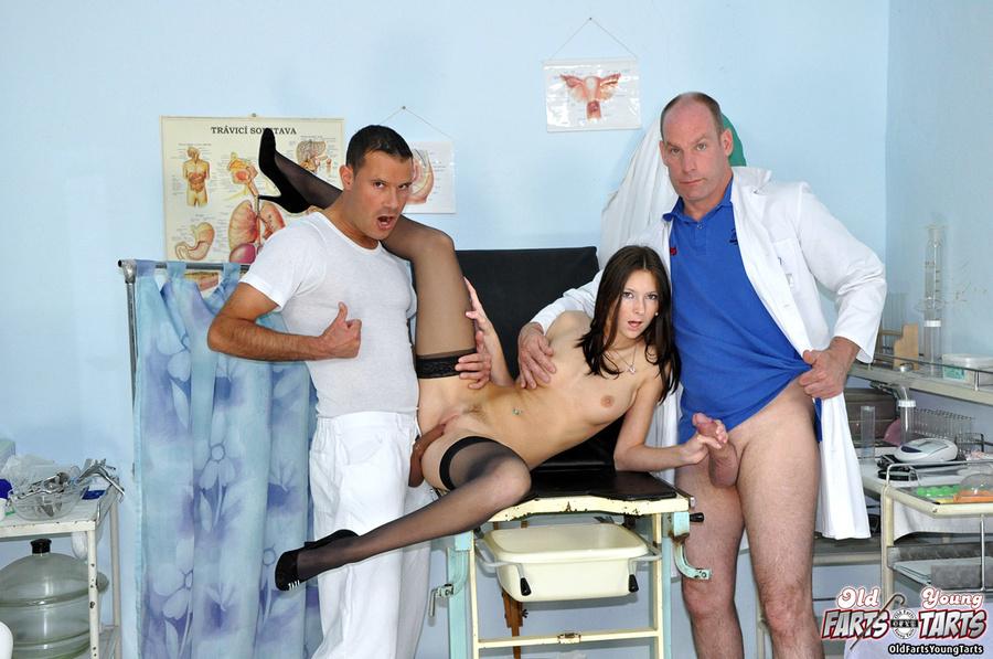 порно видео больную врач